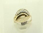 кольцо с алмазной гранью2.00