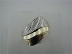 кольцо с алмазной гранью2.40
