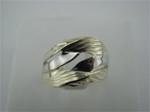 кольцо с алмазной гранью1.90