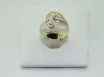 кольцо с алмазной гранью2.95