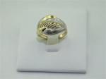 кольцо с алмазной гранью2.30