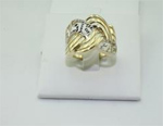 кольцо с алмазной гранью4.40