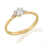 кольцо с вставками1.30