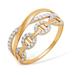кольцо с вставками1.95
